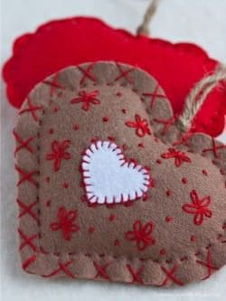 felted hearts12