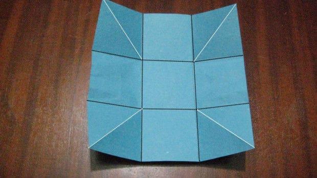 bolsa de papel para bautizo